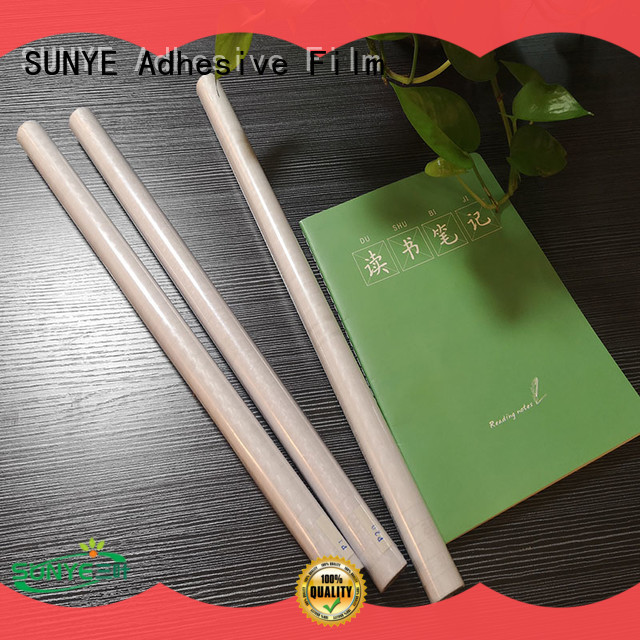 SUNYE supernacular clear book covers certifications attic