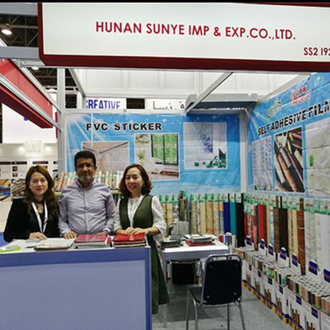 Exhibition of Big 5 in DUBAI