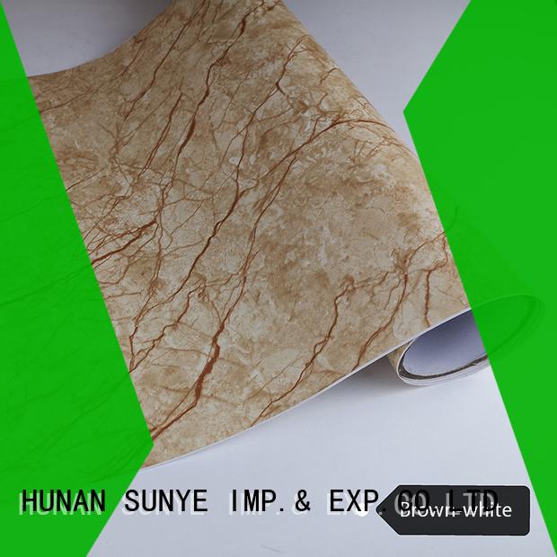 SUNYE superior marble sticker certifications secretary room