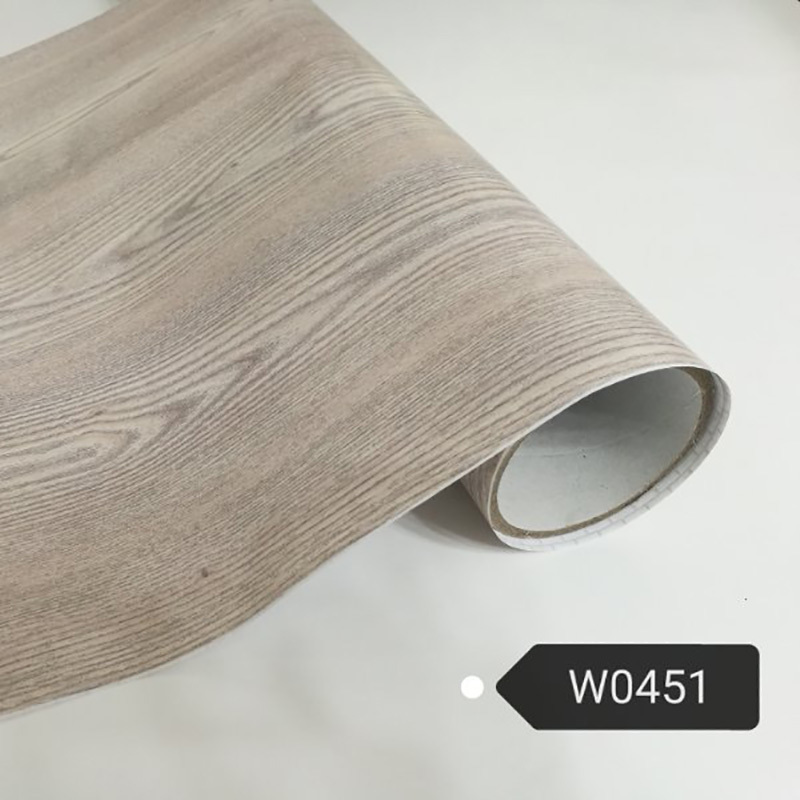 Self Adhesive Films PVC Wood Grain