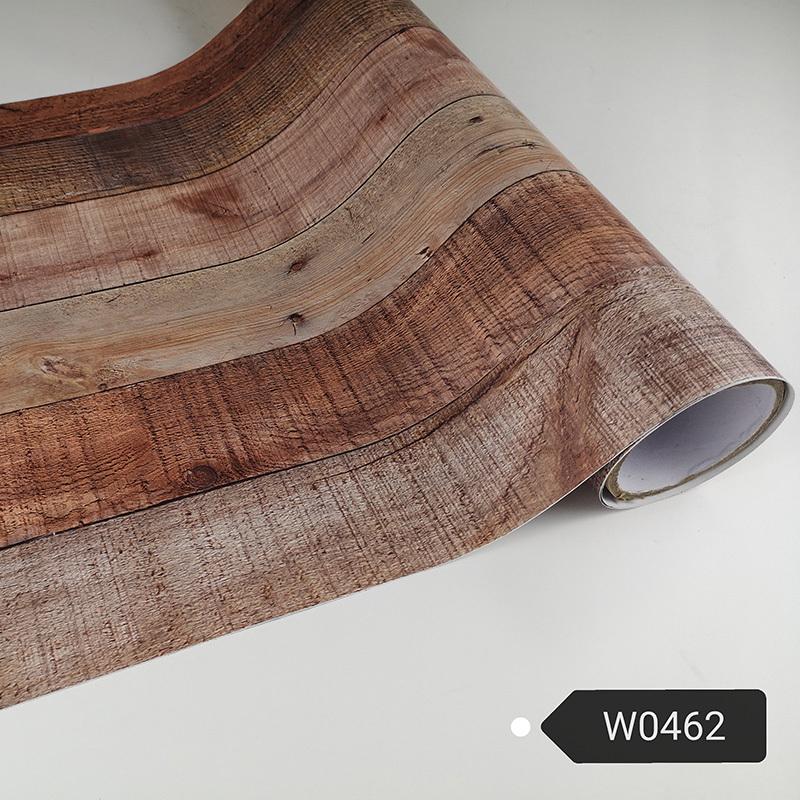 PVC Plank Wooden Self Adhesive Film