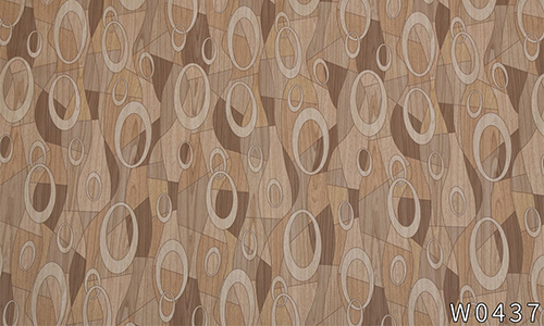 environmental wood grain wallpaper adhesive widely-use electrical room-2