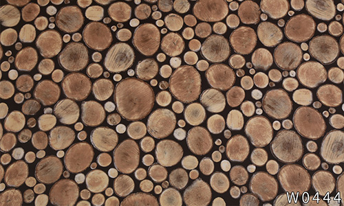 environmental wood grain wallpaper adhesive widely-use electrical room-4