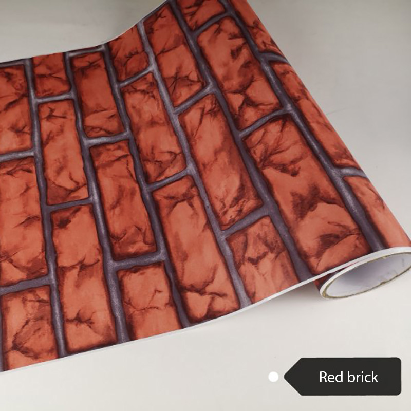 PVC Brick Self Adhesive Film