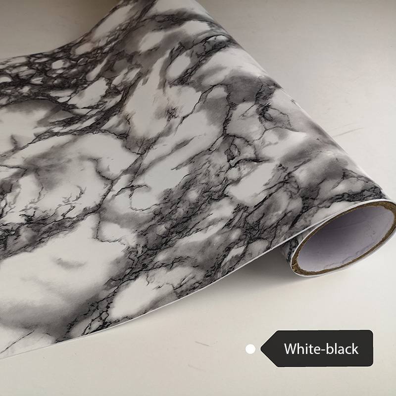 PVC Marble Granite Self Adhesive Film