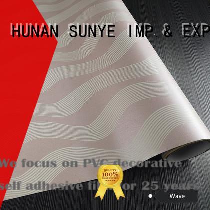 SUNYE hot-sale wallpaper for home wall Wood Grain factory