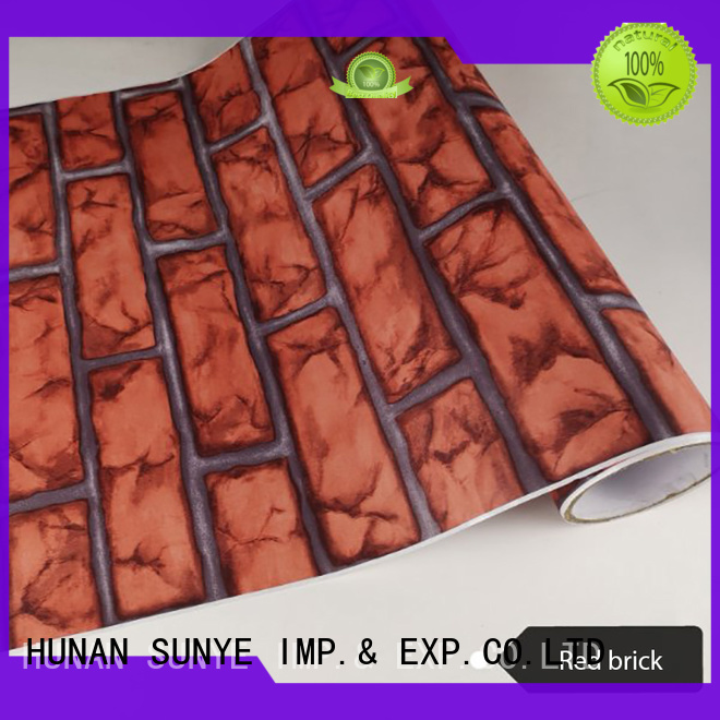 SUNYE stable faux marble contact paper scientificly balcony