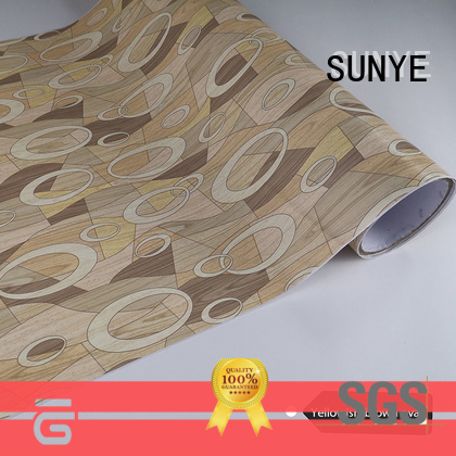 SUNYE new-arrival wood grain contact paper widely-use electrical room