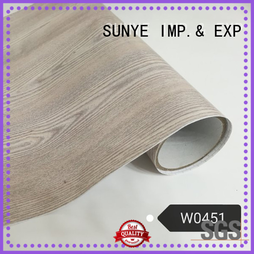 SUNYE effective wood like wallpaper constant electrical room