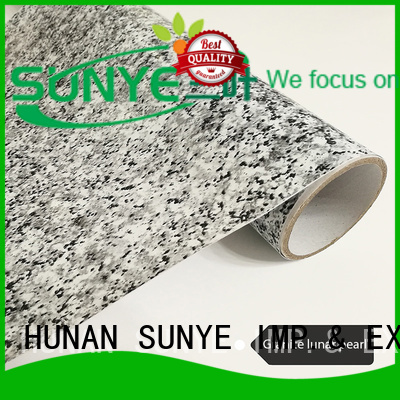 SUNYE reliable marble self adhesive paper research garden