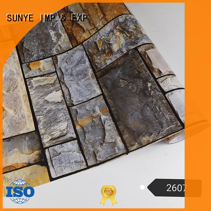 SUNYE self granite contact paper steady electrical room