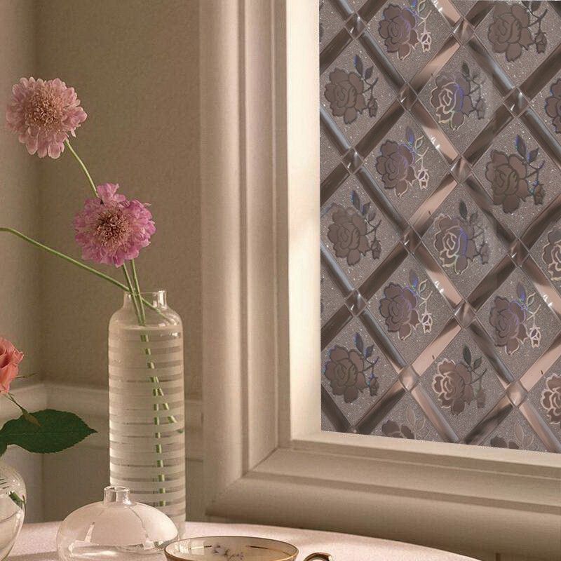 SUNYE bathroom window film effectively city-10