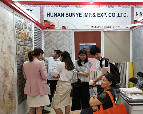 2019 Vietnam building material exhibition