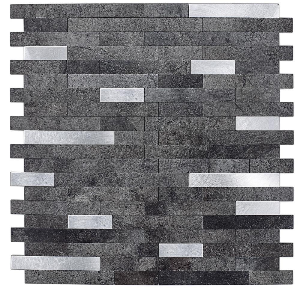 professional mosaic metallic tiles with good price for kitchen decor-1