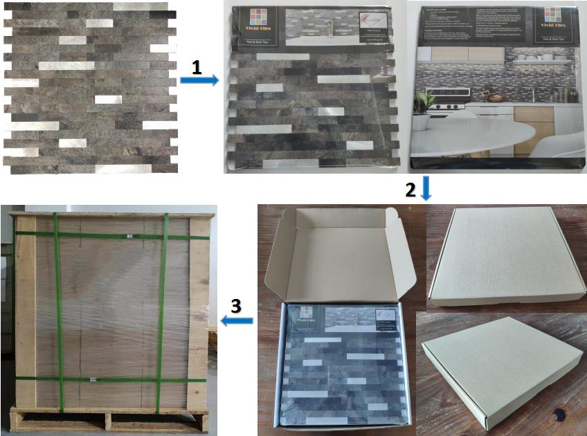professional mosaic metallic tiles with good price for kitchen decor-2