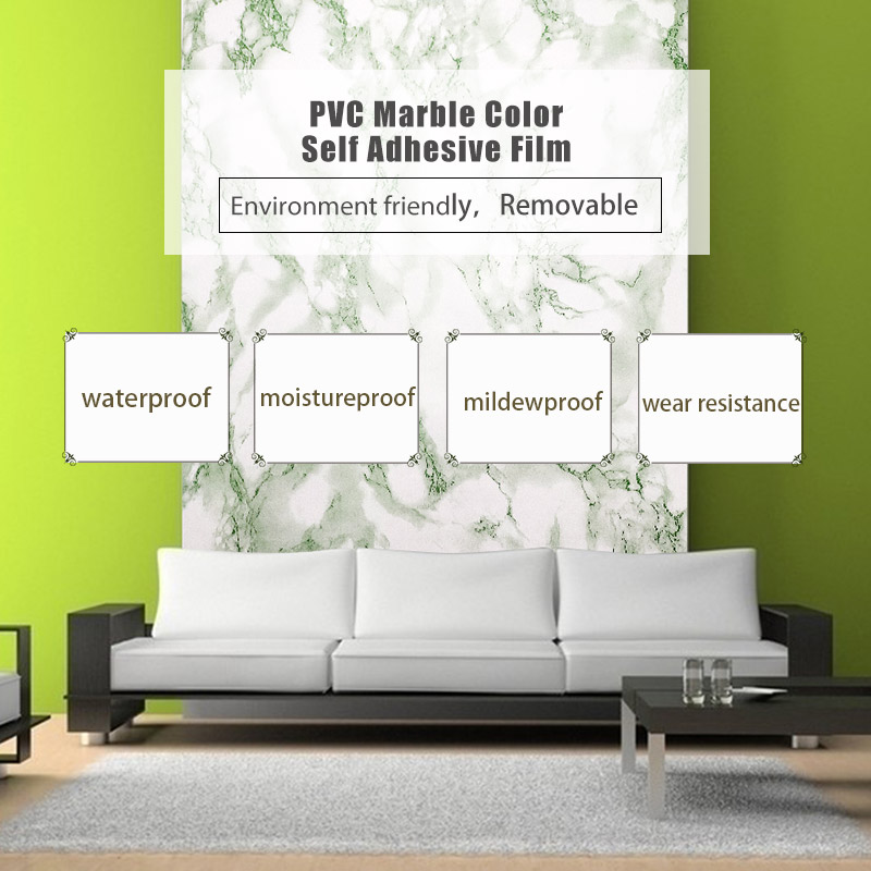 hot-sale pvc granite series for workshop-5