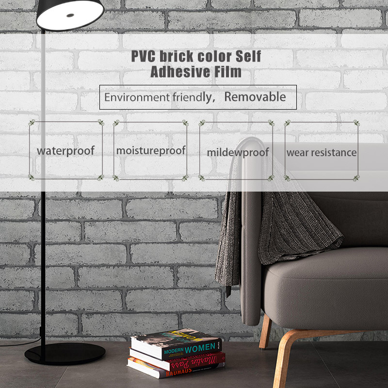 factory price anti bacterial wallpaper supply for living room-5
