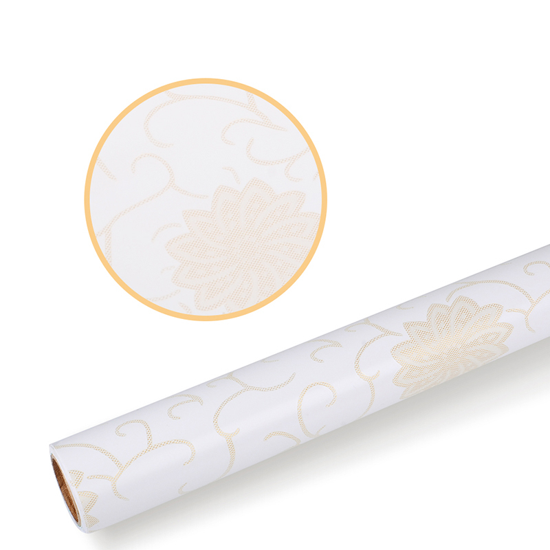 Self adhesive PVC wallpaper film