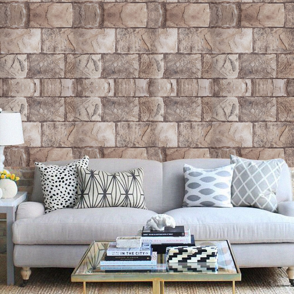 factory price wall decor wallpaper best supplier for guard house-2