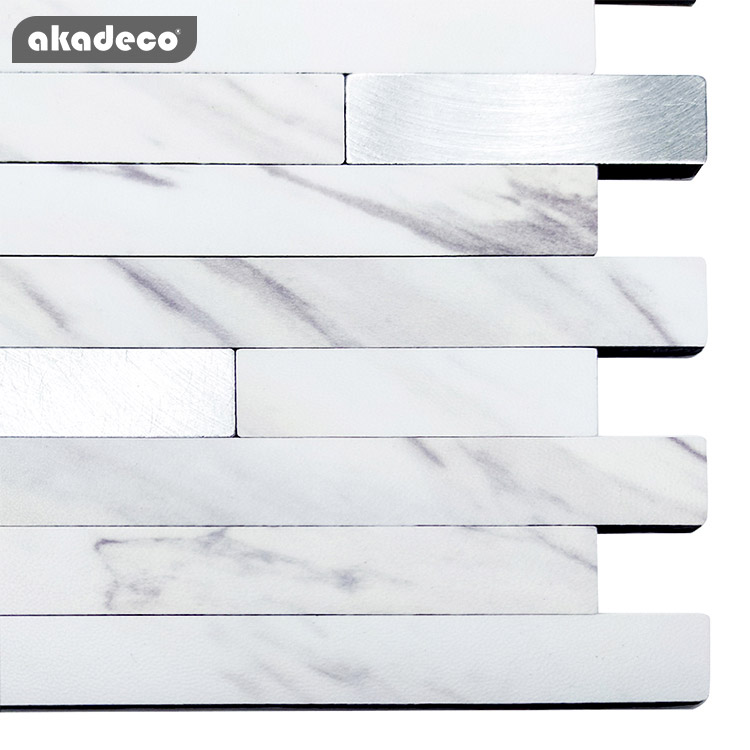 latest metallic look wall tiles suppliers for kitchen decor-4