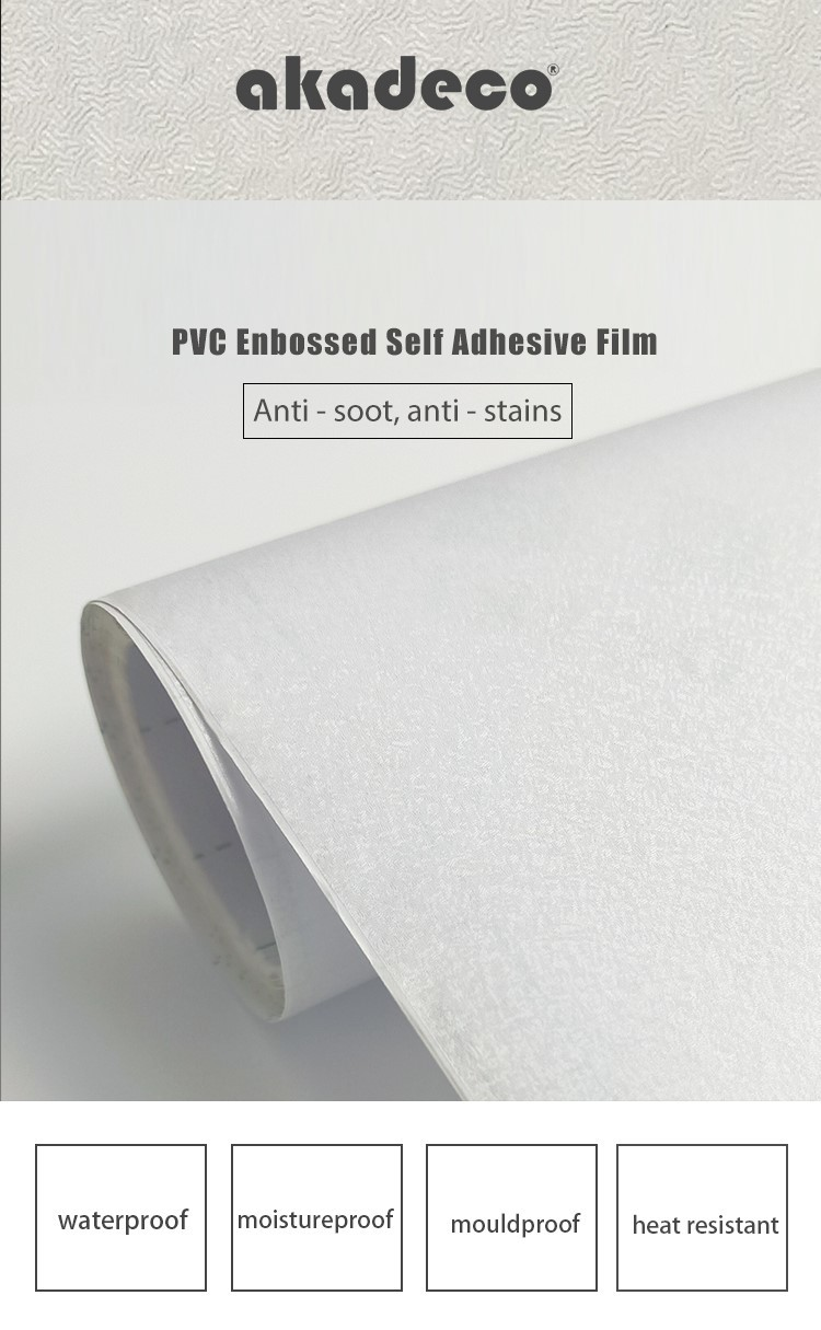 SUNYE self adhesive vinyl films factory direct supply for home