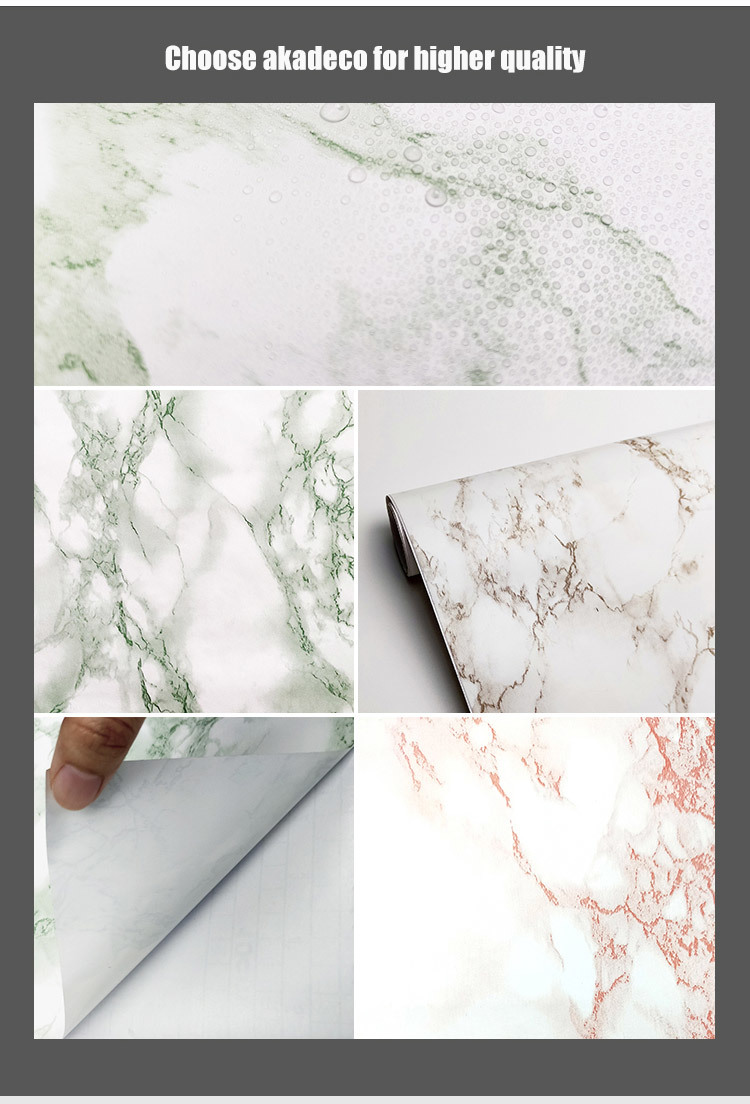 latest best marble contact paper wholesale for switch room