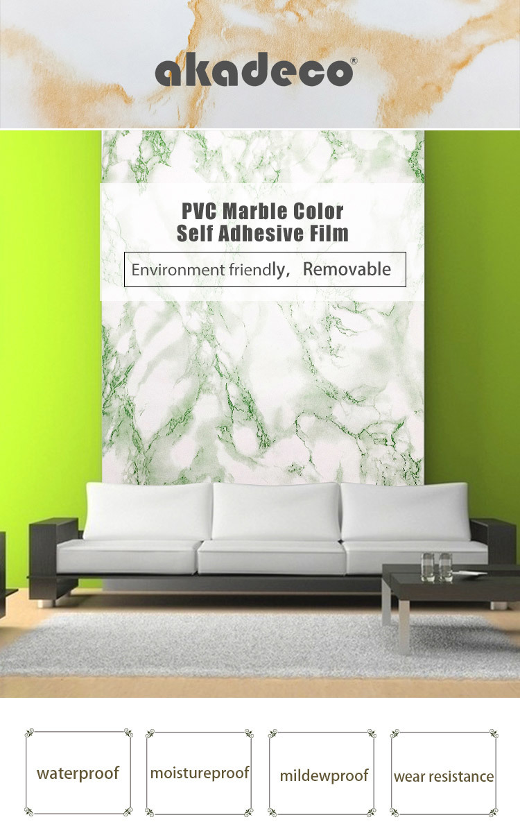 hot selling self adhesive marble directly sale for attic