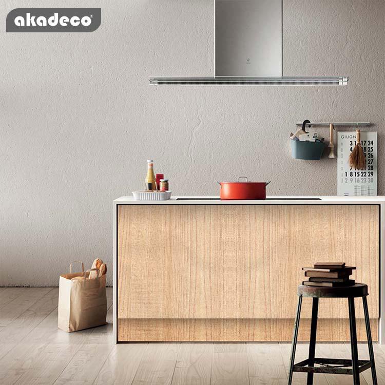 akadeco PVC wood decorations