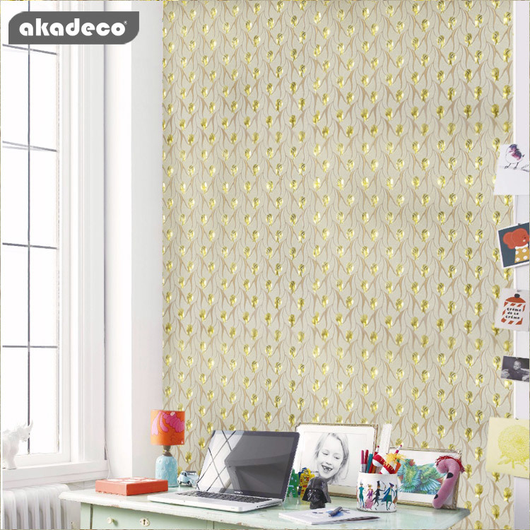Hot selling  glitter wallpaper PVC self adhesive film fully stock blingbling sprinkle vinyl sheets with Good quality