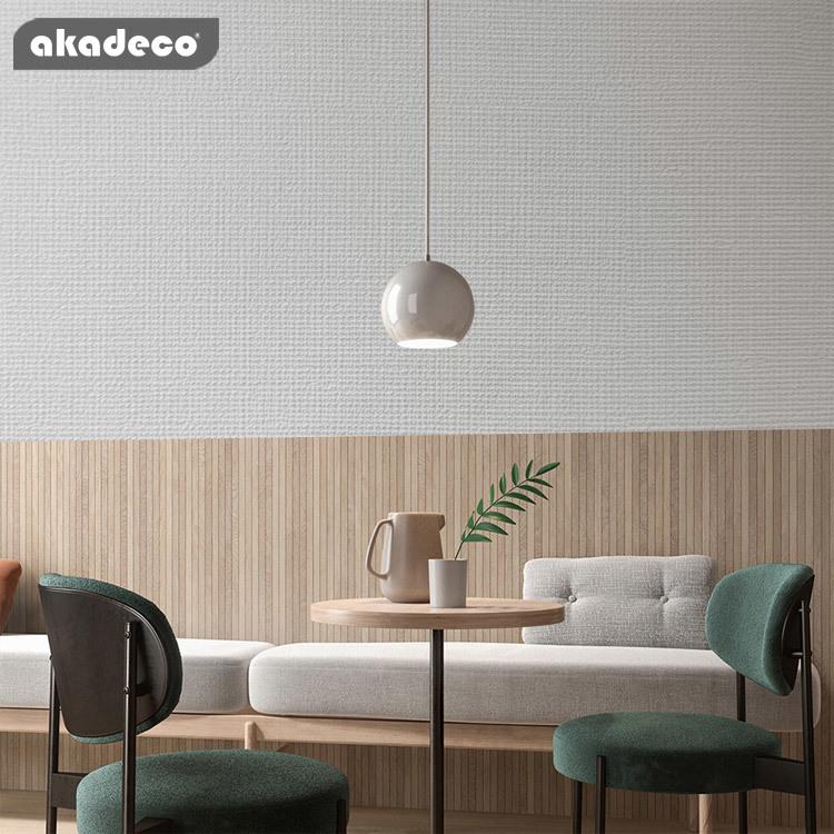 akadeco solid color wallpaper home deco background wallpapers plain colour Canton Fair hot