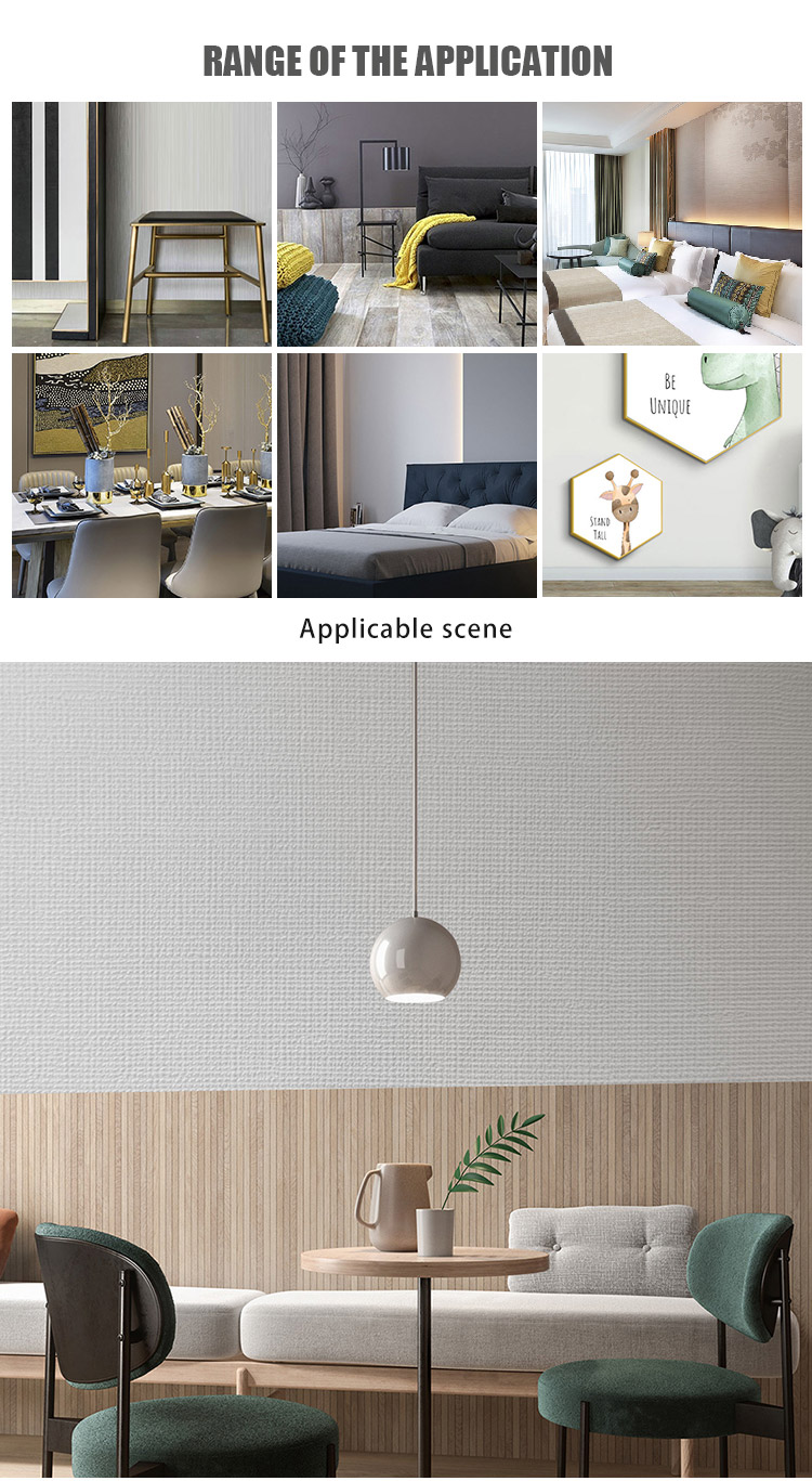 SUNYE best price solid removable wallpaper with good price for shower room-4