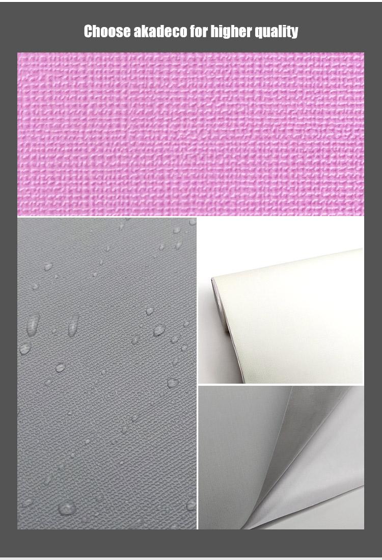 SUNYE factory price solid color removable wallpaper best manufacturer for sale-3