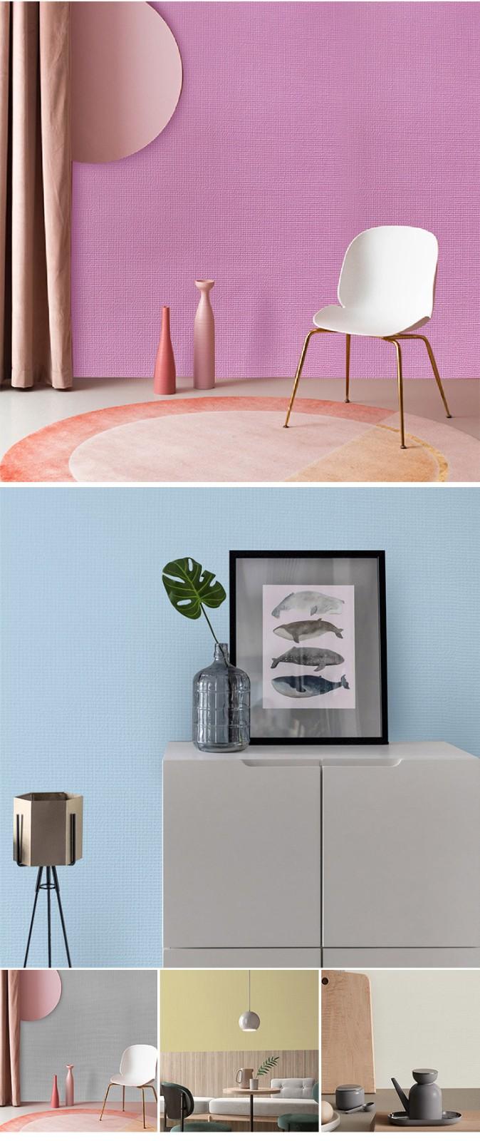 SUNYE factory price solid color removable wallpaper best manufacturer for sale-5