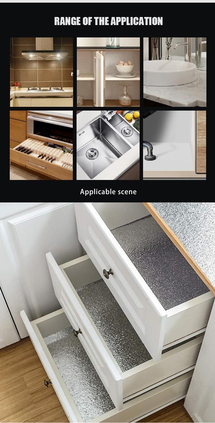 SUNYE metal kitchen backsplash wholesale for hotel-4