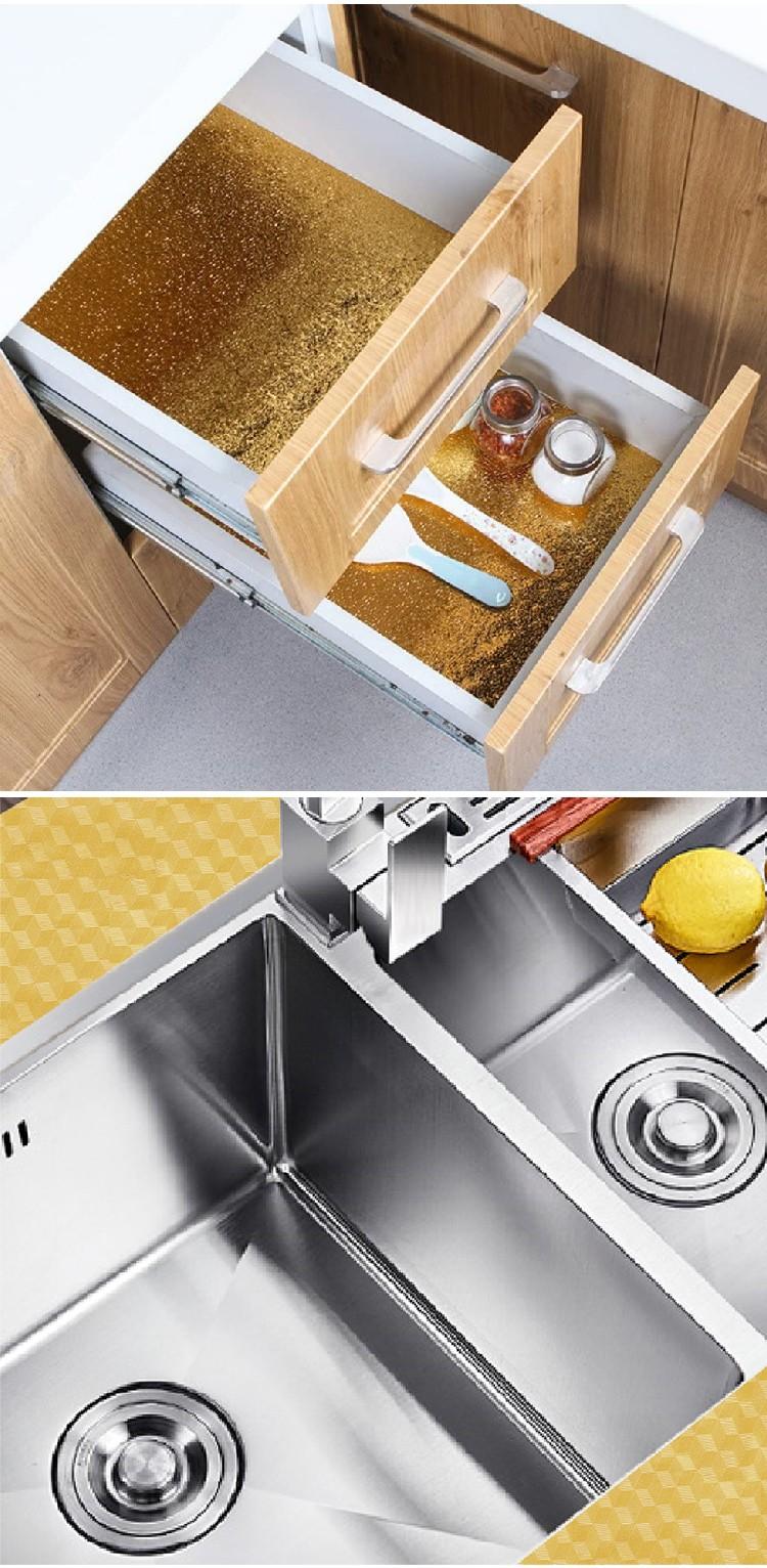 SUNYE metal kitchen backsplash wholesale for hotel-5