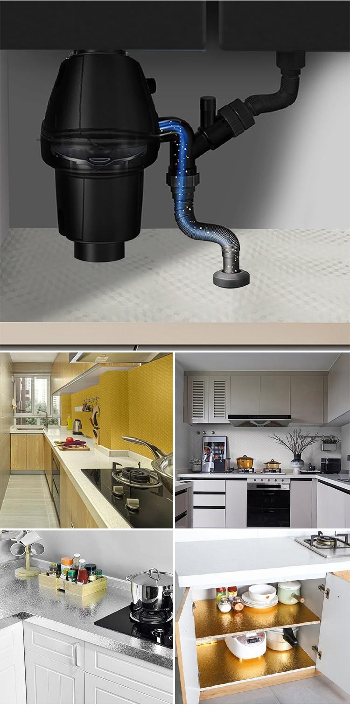 SUNYE metal kitchen backsplash wholesale for hotel-6