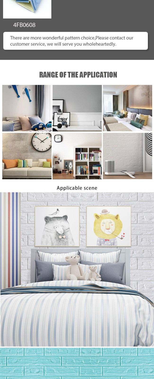 SUNYE foam wall panels with good price for home-3