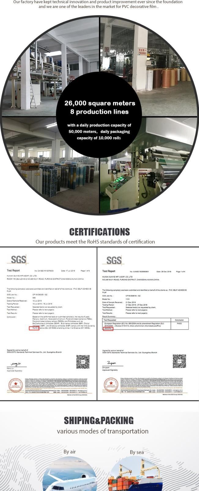 SUNYE XPE foam film directly sale for living room-7