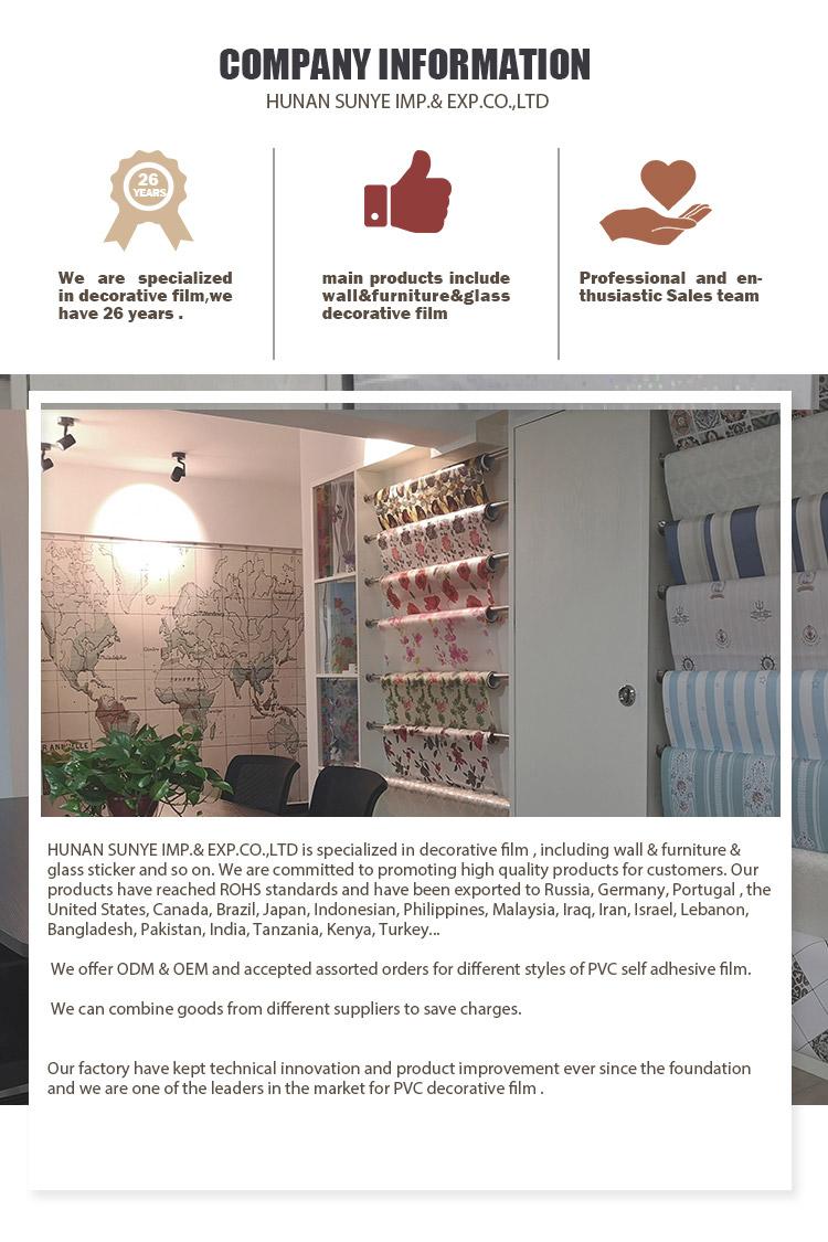 SUNYE top pvc wallpaper online factory for workforce-8