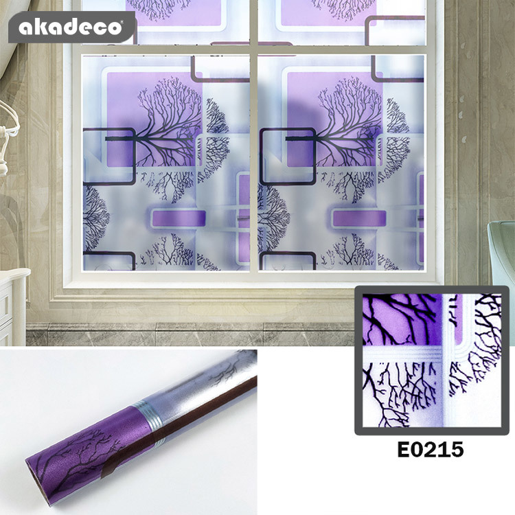 window privacy film removable static cling treatment for windows non adhesive no residue no left easy trim films for sun blocking office bathroom frosted floral