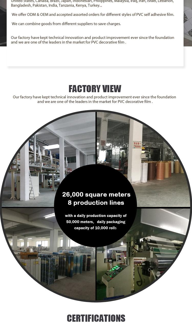 SUNYE self adhesive borders directly sale bulk production-9