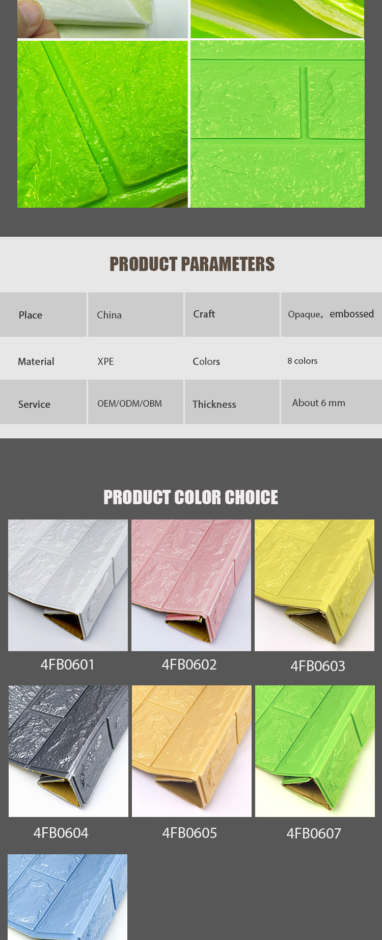 SUNYE reliable foam mat tiles with good price for canteen