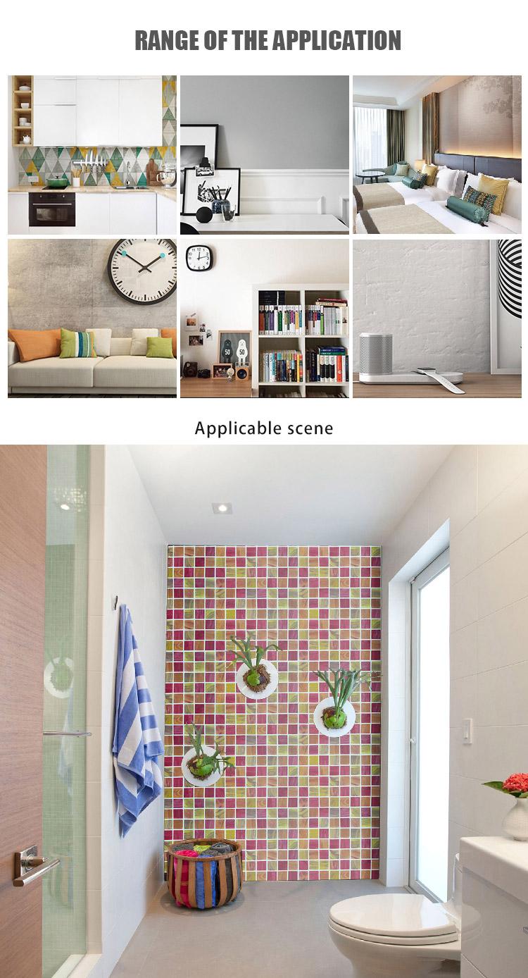 SUNYE PVC PRINTED SERIES ADHESIVE FILM manufacturer for living room-5