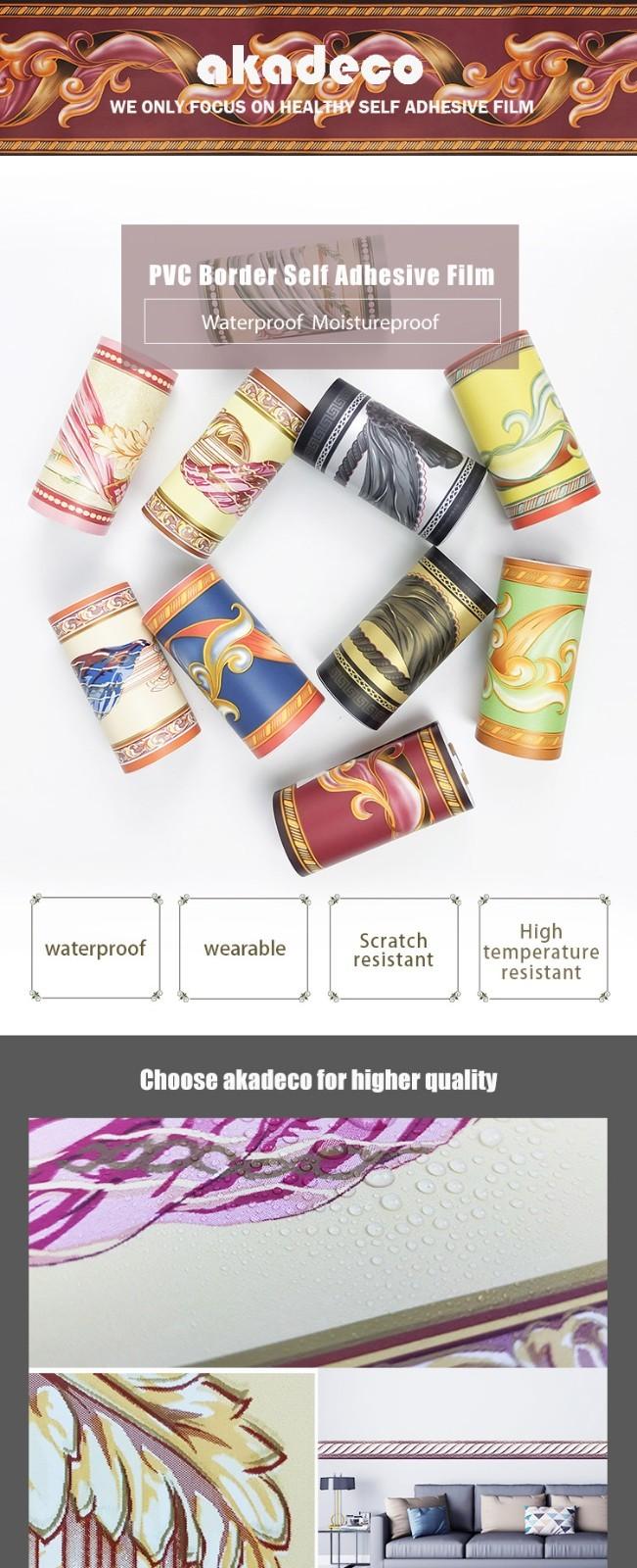 SUNYE latest self adhesive wallpaper borders best supplier bulk buy