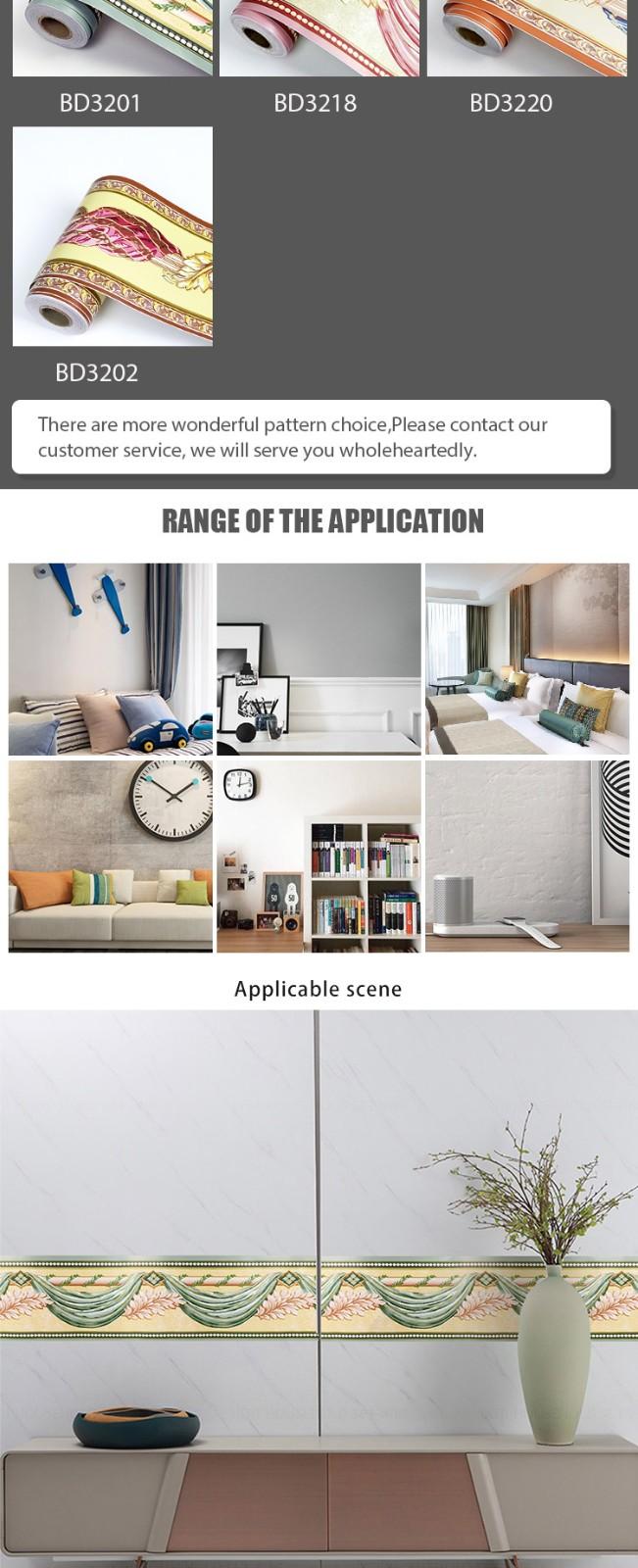 SUNYE latest self adhesive wallpaper borders best supplier bulk buy-4