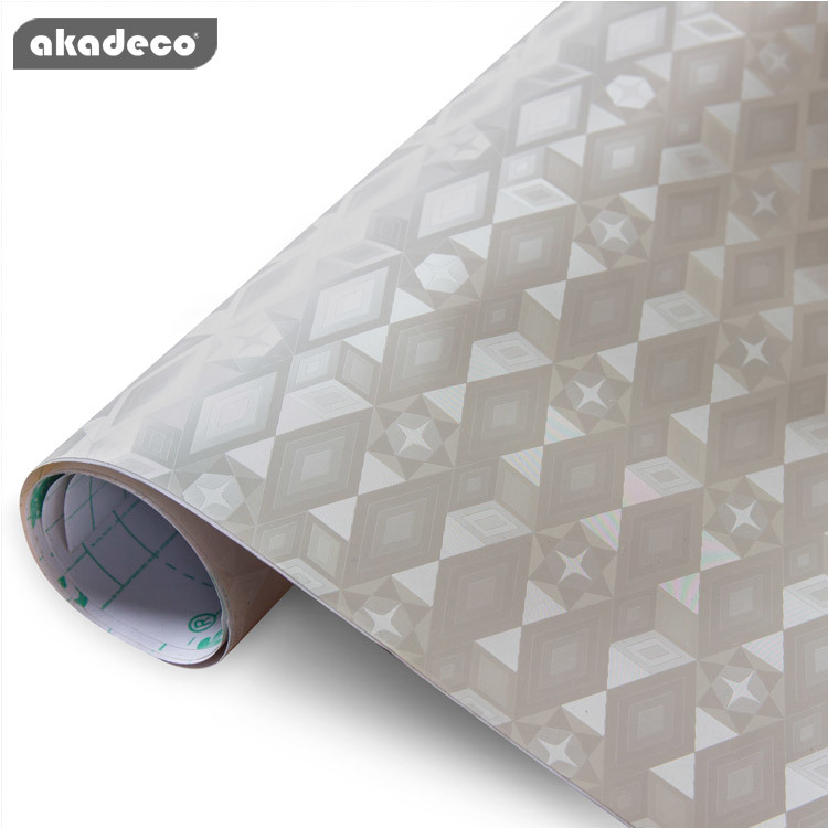 wallpaper for walls for furniture classic Lozenge design mildew-proof 95050