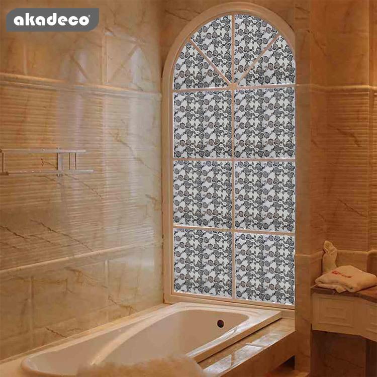 akadeco PVC glitter film hot selling home decoration waterproof