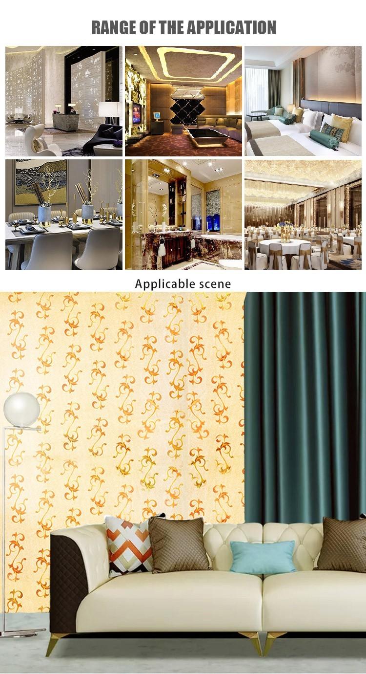 SUNYE kitchen backsplash designs from China for kitchen decor