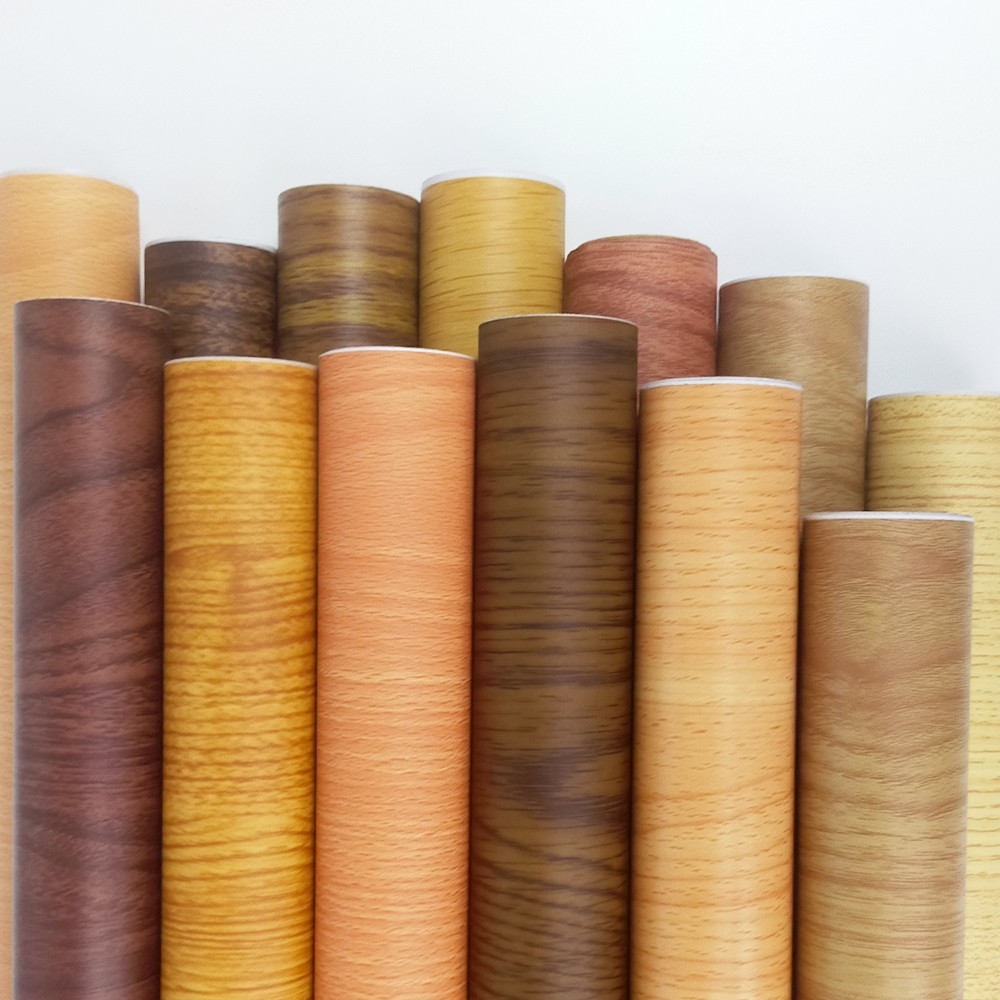 SUNYE wood effect contact paper factory direct supply for workshop-3