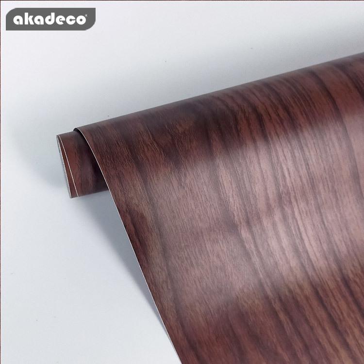 PVC self adhesive film wall sticker for wall furniture decir moisture-proof